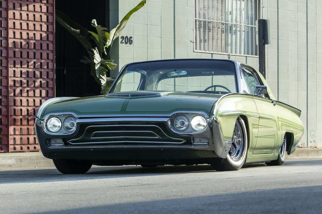 Kustom Thunderbird 1963