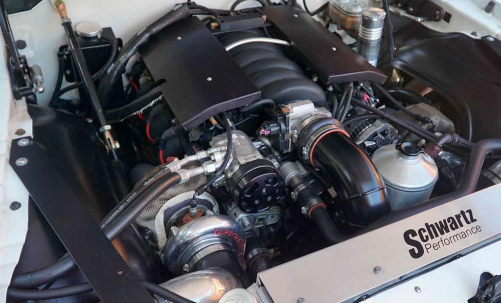 Здесь целых 1 300 л.с: модификация «Full Force» на базе Pontiac Trans Am 1981 года