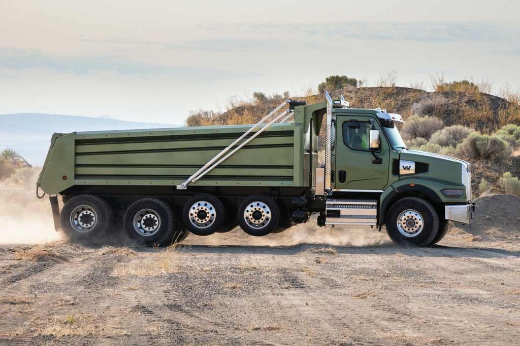 Представлен новый тягач Western Star 49X: итог шестилетней работы
