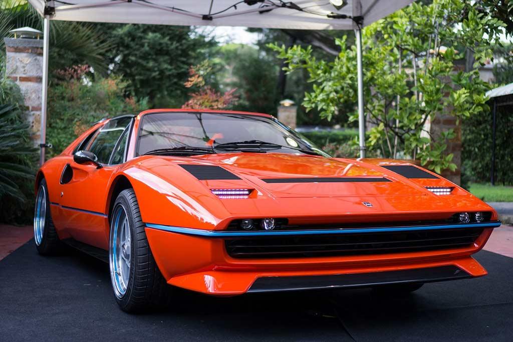 Рестомод Ferrari 308 от мастерской Maggiore: классика в современном исполнении