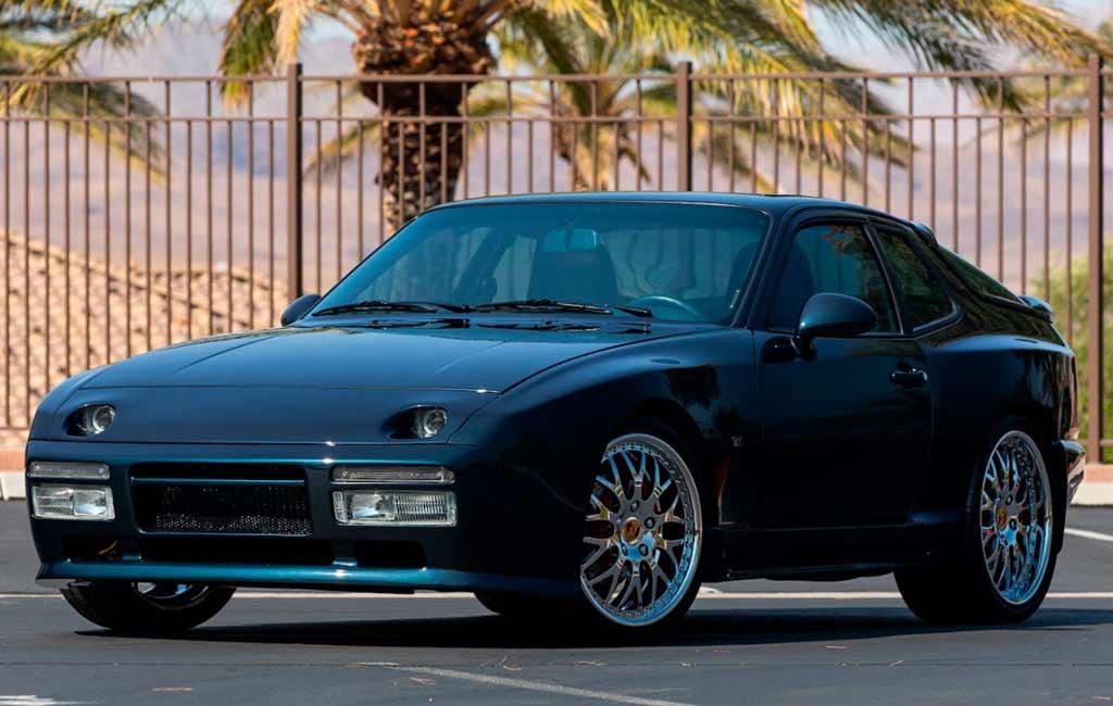 В продаже модифицированный Porsche 944 Turbo 1987 года: вариант не для пуристов