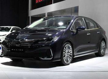 Toyota Allion 2021