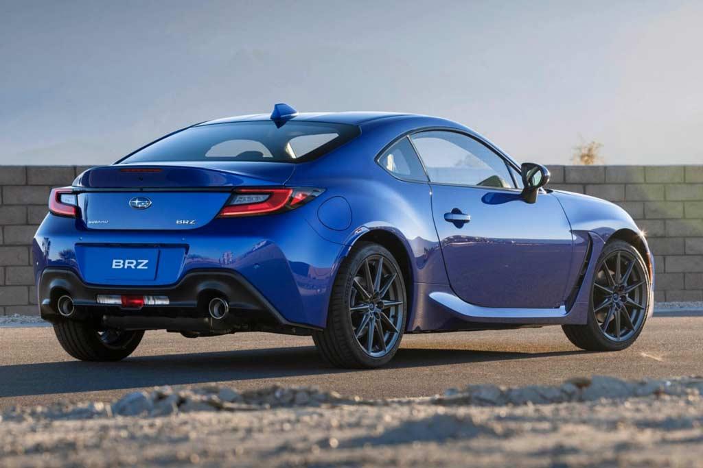 Встречайте купе Subaru BRZ второго поколения: теперь здесь новый мотор