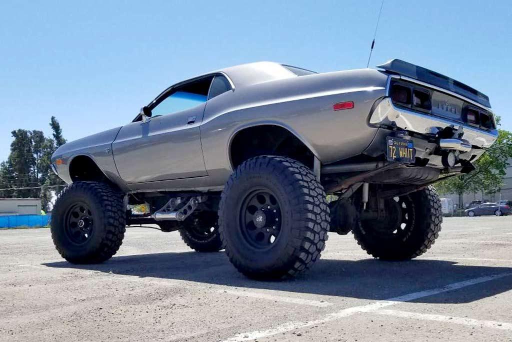 Внедорожный Challenger 1972