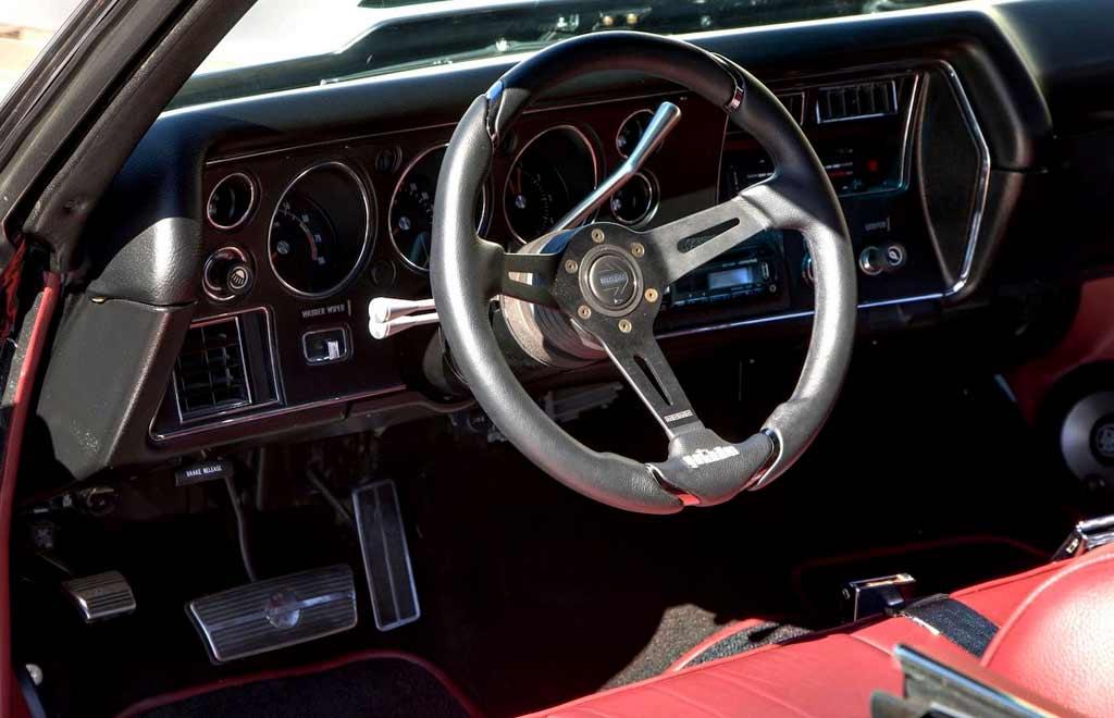 Рестомод Chevrolet Chevelle 1972 года звезды НХЛ выставили на аукцион