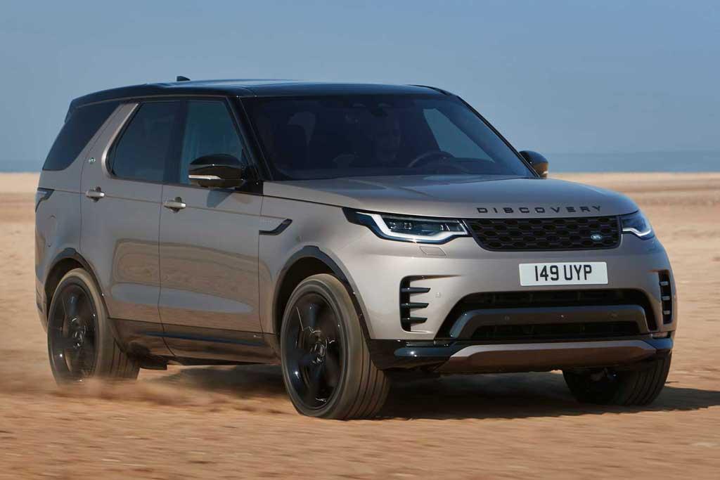 Перестали покупать: Land Rover представил обновленный Discovery 2021
