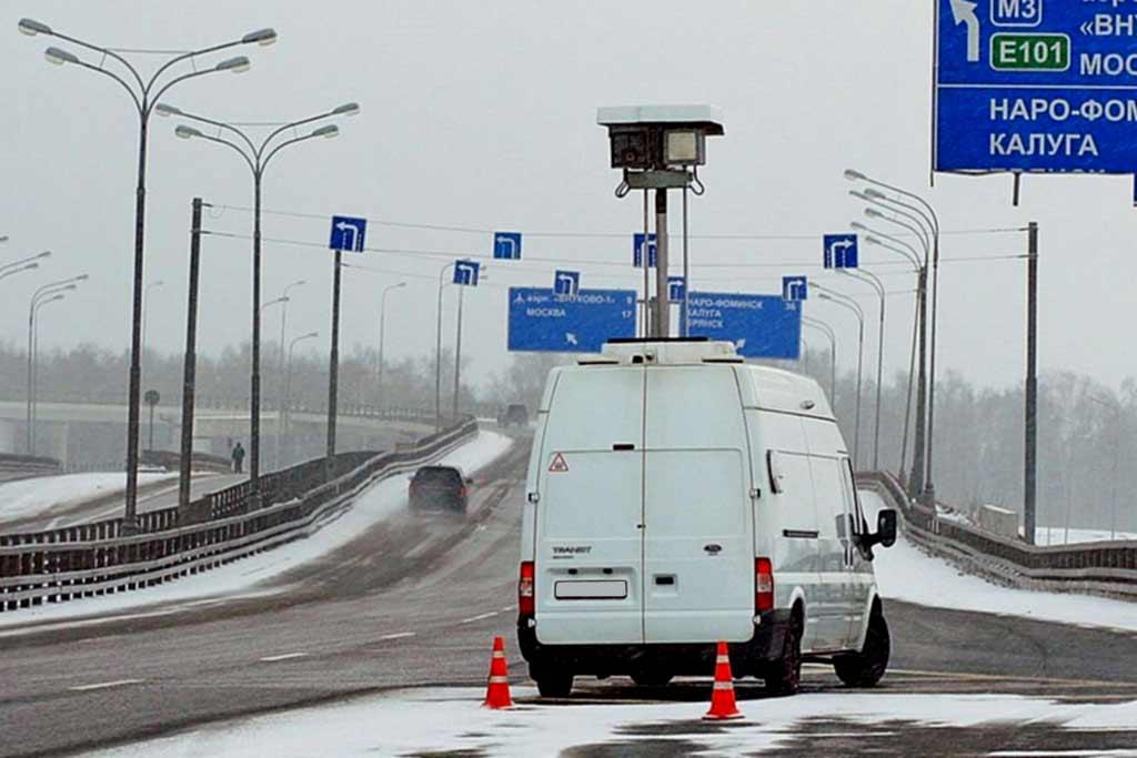 Камеры начнут штрафовать еще за два вида нарушений: пока только в Москве