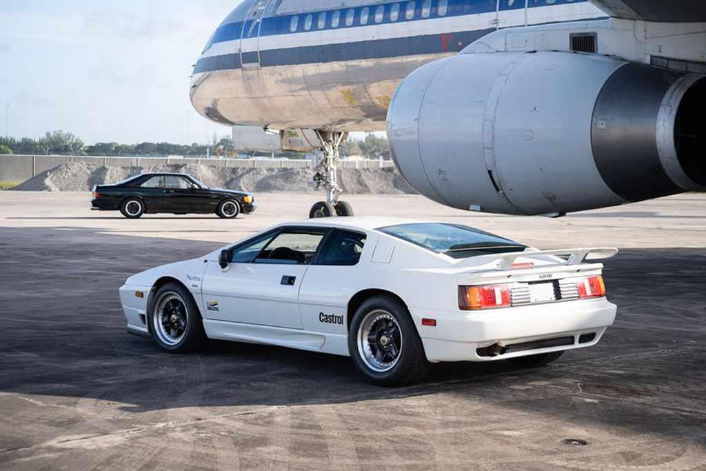 Коллекция из пяти машин
