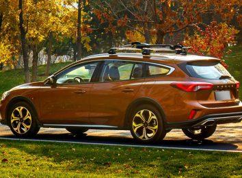 Ford Focus Travel
