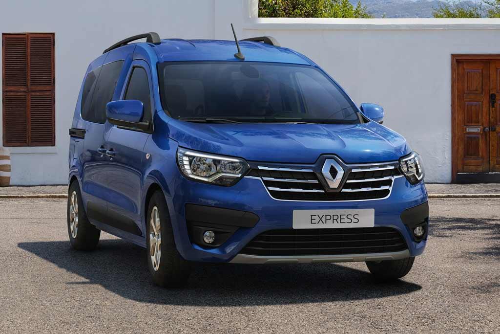 Renault Express и Kangoo 2021: знакомимся с новыми французскими «каблучками»