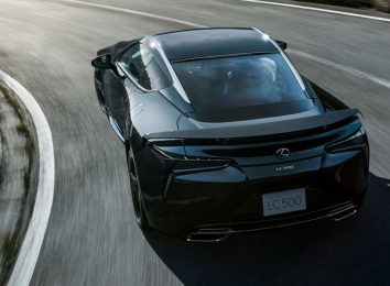 Lexus LC Aviation