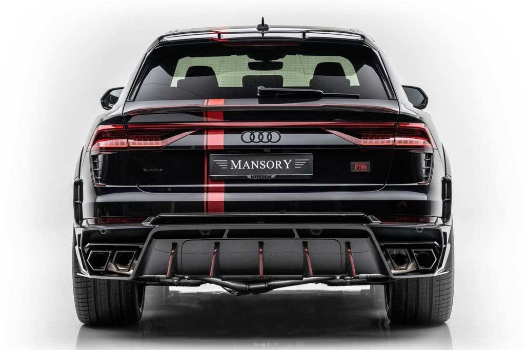Mansory RS Q8