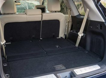 Багажник Infiniti QX60