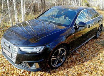 Отзыв про Audi A4