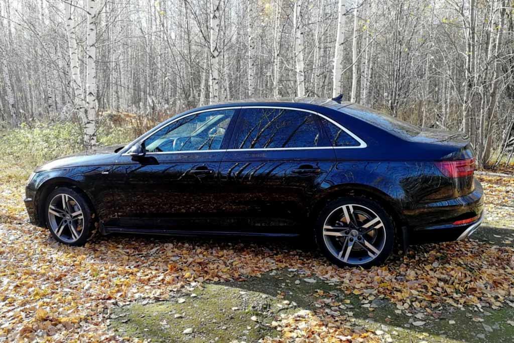 После трех лет на А3 пересел на дизельный Audi A4 quattro: стоило ли переплачивать?