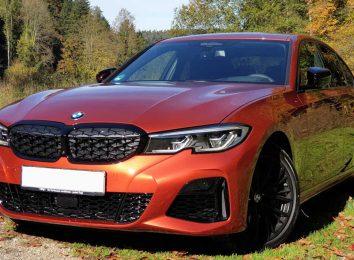 Отзыв о BMW M340i