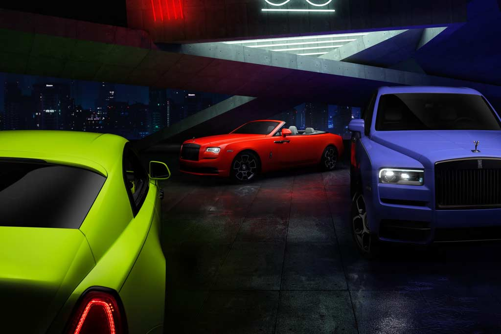 RR Neon Nights Collection