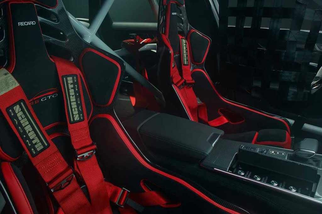 Audi RS6 GTO с боковым выпуском: концепт в честь 40-летия системы quattro