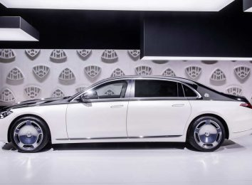 Mercedes-Maybach S-Class 2021