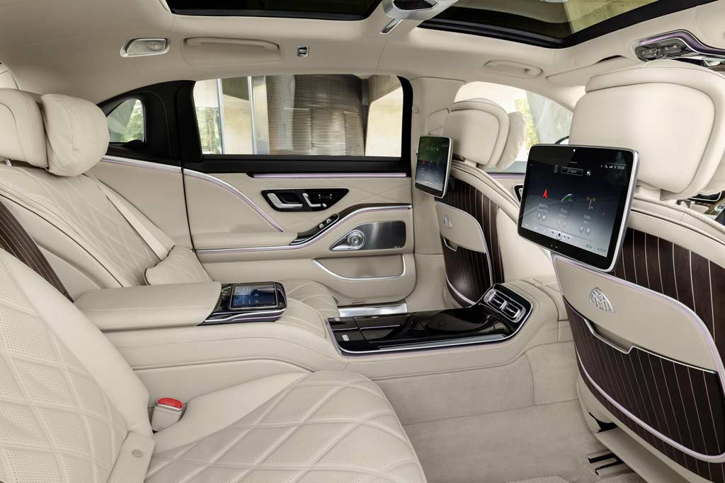 Mercedes-Maybach S-Class Z223 добрался до России: цена минимум 20 млн