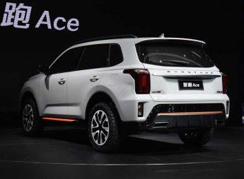 KIA Sportage Ace 2021