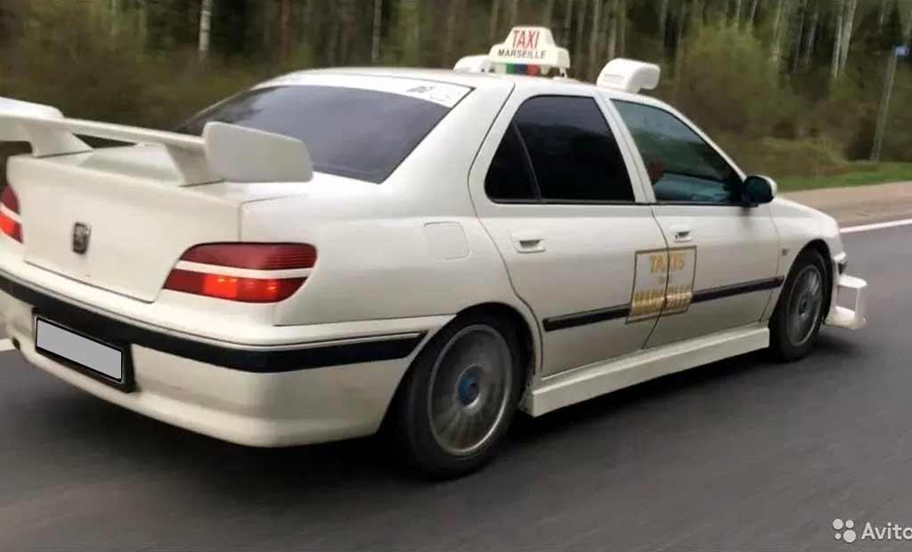 Реплика авто из Такси