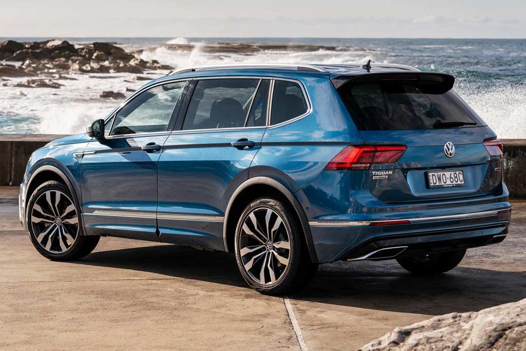 Volkswagen Tayron может заменить Tiguan Allspace на европейском рынке