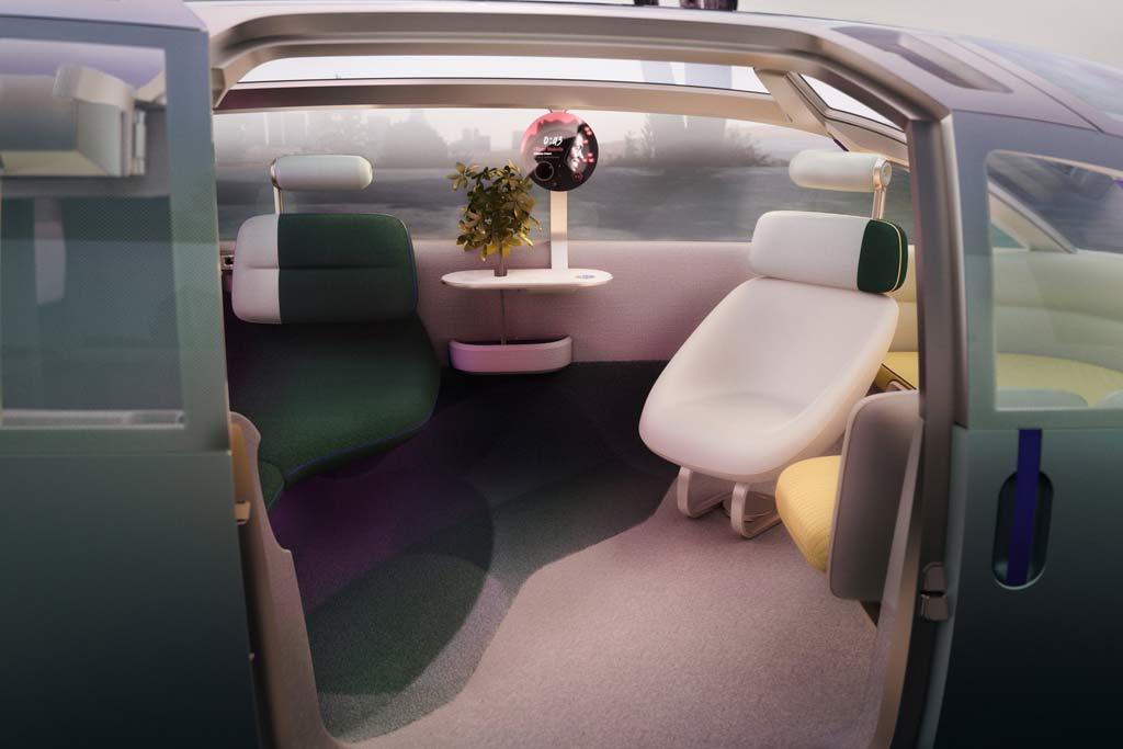 Mini Vision Urbanaut: таки видят автомобильное будущее в компании Мини