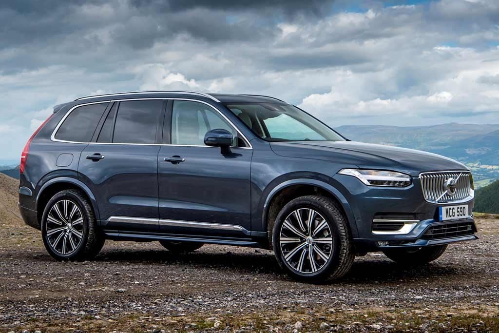 Где купить Volvo XC90 2021