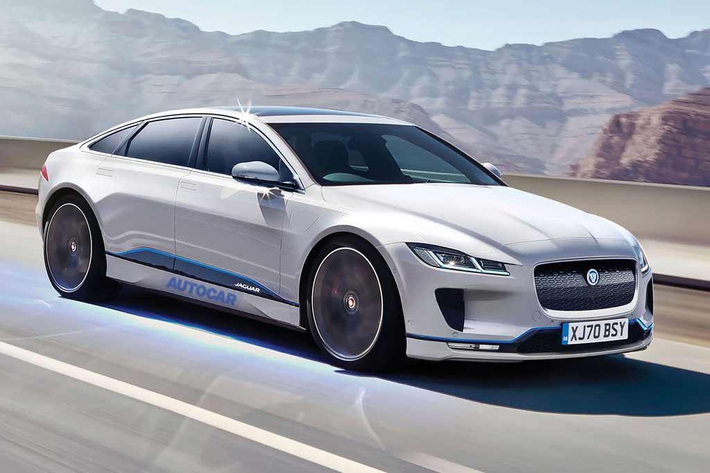 Jaguar может оказаться от седанов: под вопросом оказался и новый XJ