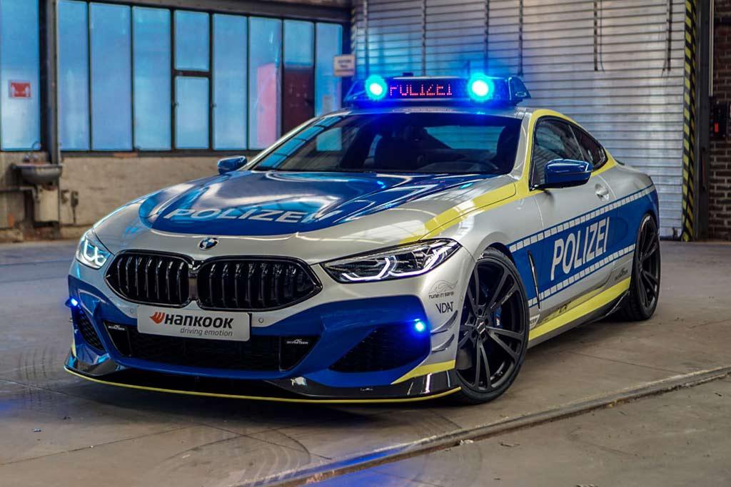 Полицейский ACS M850i