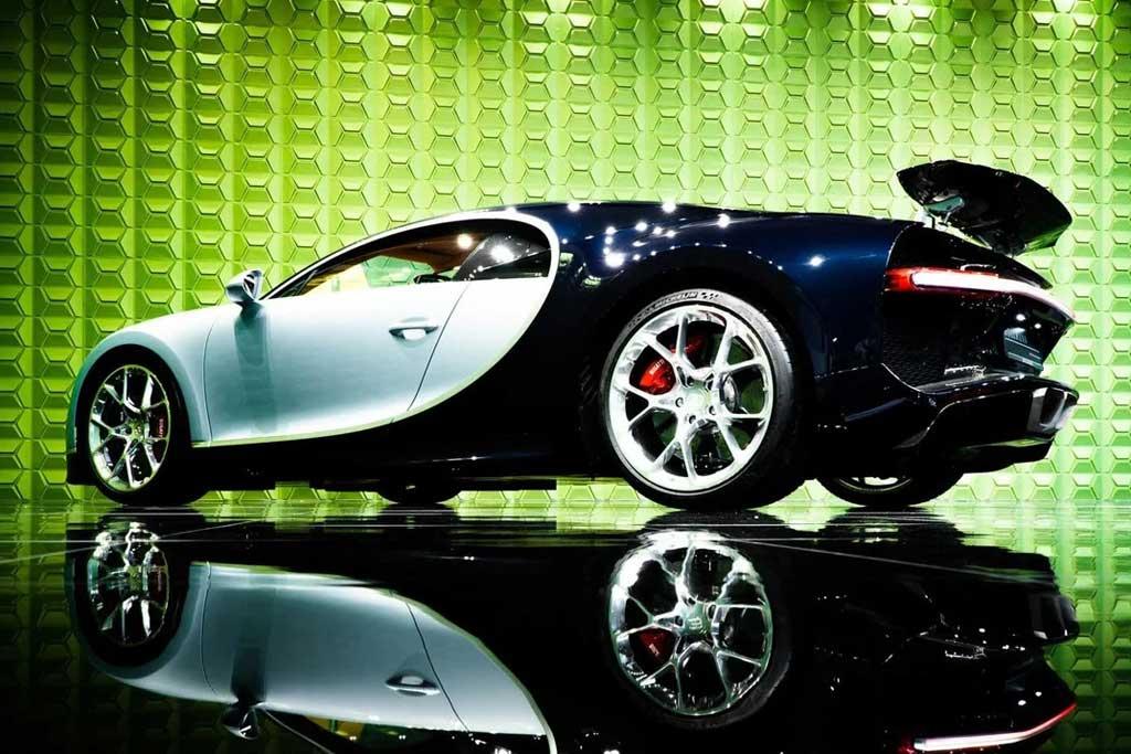 foto chiron rf sale 02 - В Москве продают Bugatti Chiron: идет поиск желающего потратить 225,6 миллионов