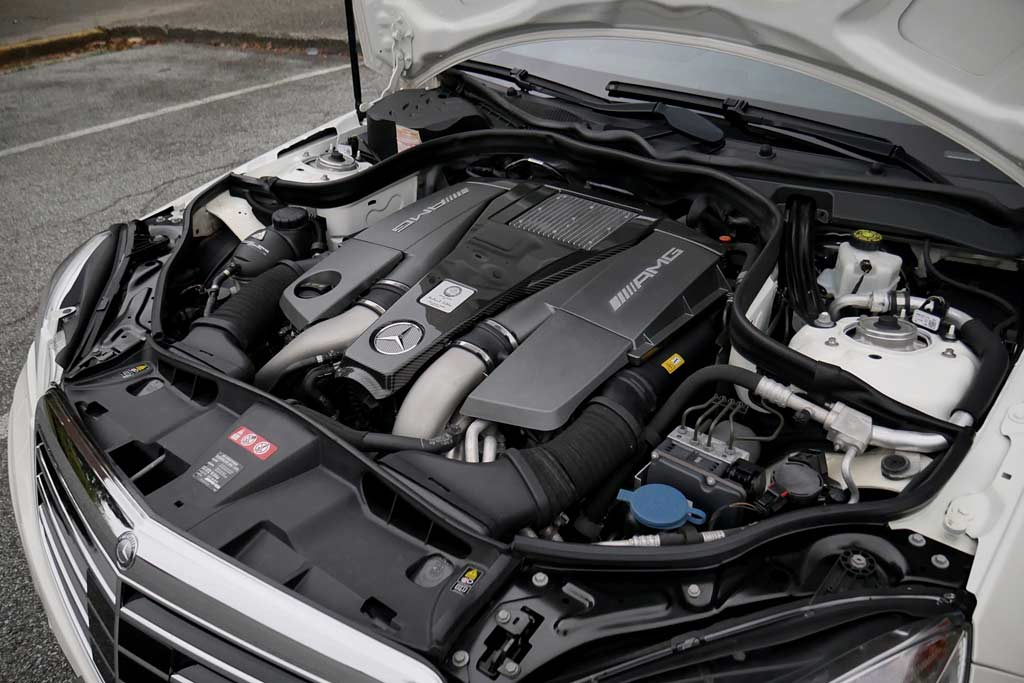 Редкий, но дешевый: с молотка ушел 550-сильный универсал E63 AMG