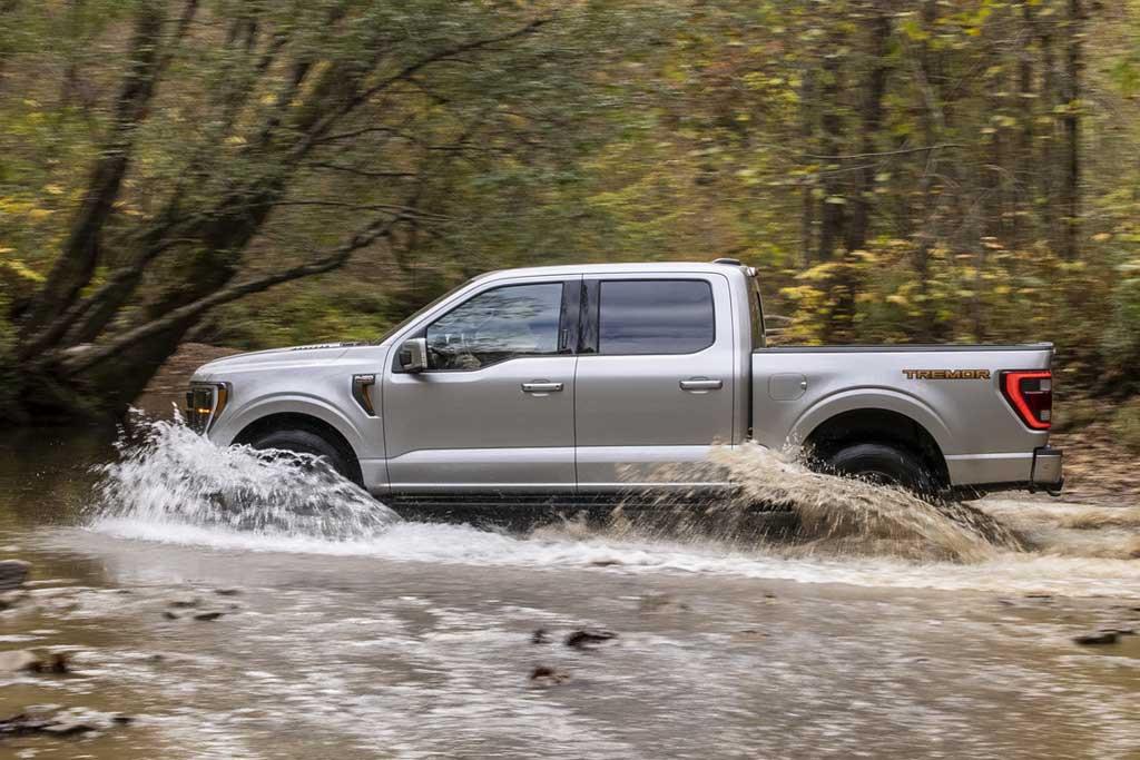 Ford F-150 Tremor: внедорожная версия пикапа нового поколения
