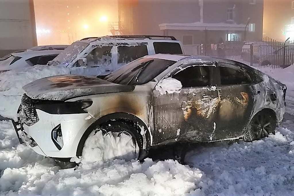 Владельцы Haval из Сибири бьют тревогу: машины горят на морозе