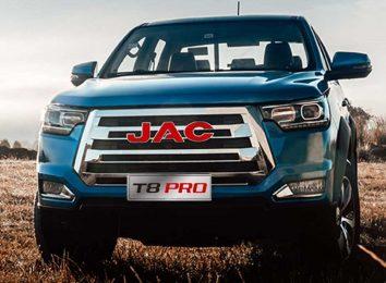 JAC T8 Pro