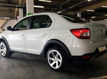 Renault Logan Stepway [year]