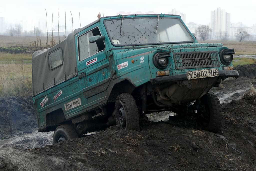 На что способен ЛуАЗ-969 «Волынь»: миниатюрный проходимец из СССР