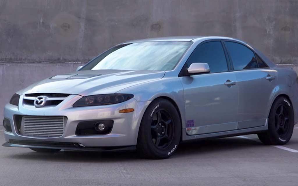 809-сильная Mazdaspeed6