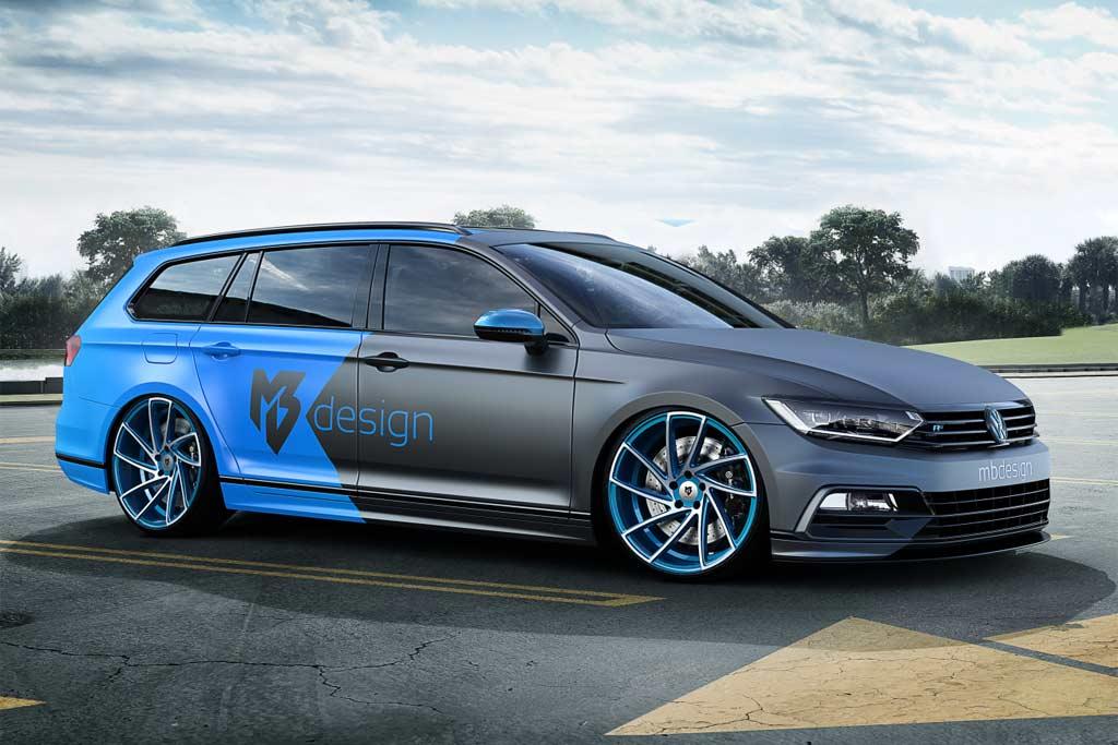 Привычный VW Passat вскоре уйдет на покой: немцы готовят ревизию модельного ряда