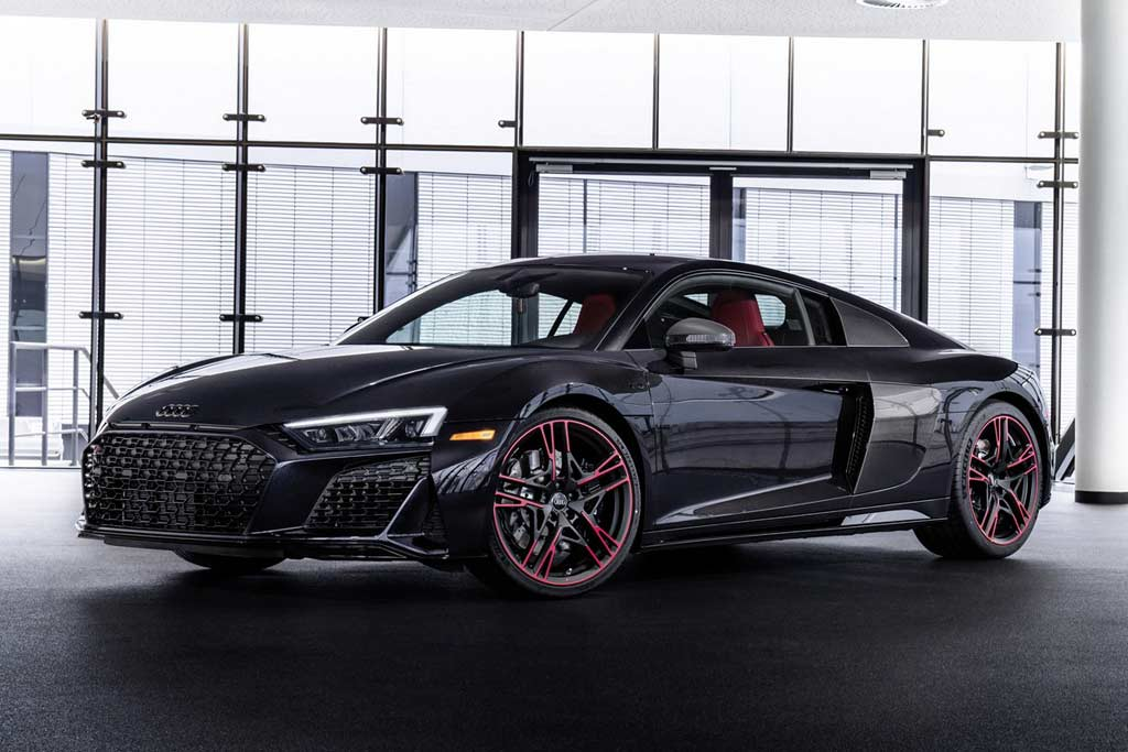 foto r8 panther 01 - «Черная пантера»: суперкар Audi R8 II получил спецверсию Black Panther