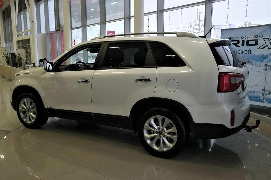 Рассказ о моем новом авто: или почему не стоит покупать KIA Sorento