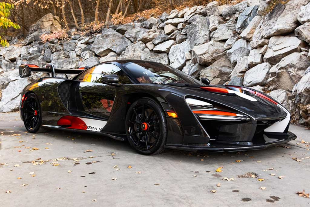 Рэпер Post Malone продает экслюзивный McLaren Senna XP «Master of Monaco»