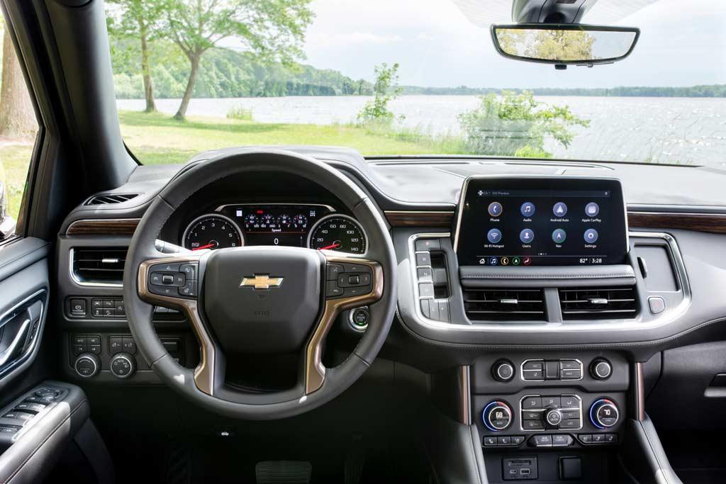 Назван реальный расход Chevrolet Tahoe с дизелем: потенциальный бестселлер?
