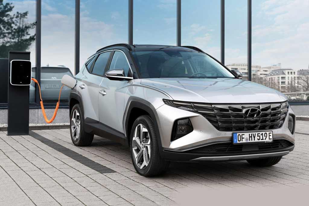 Представлен гибридный Hyundai Tucson PHEV: самый мощный вариант в гамме