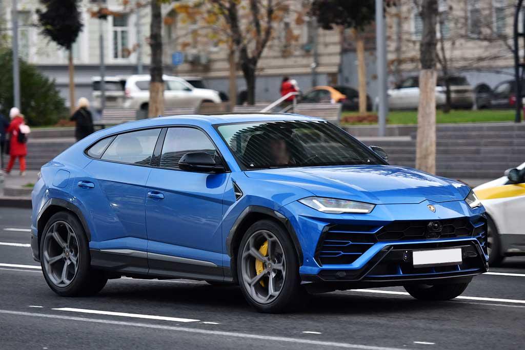 270 кроссоверов Lamborghini Urus попали под отзыв: причина серьезная