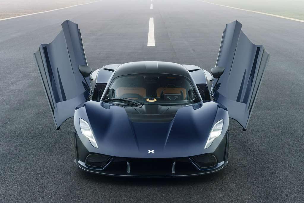 Hennessey разродилась серийным Venom F5: гиперкар мощностью свыше 1 800 л.с.