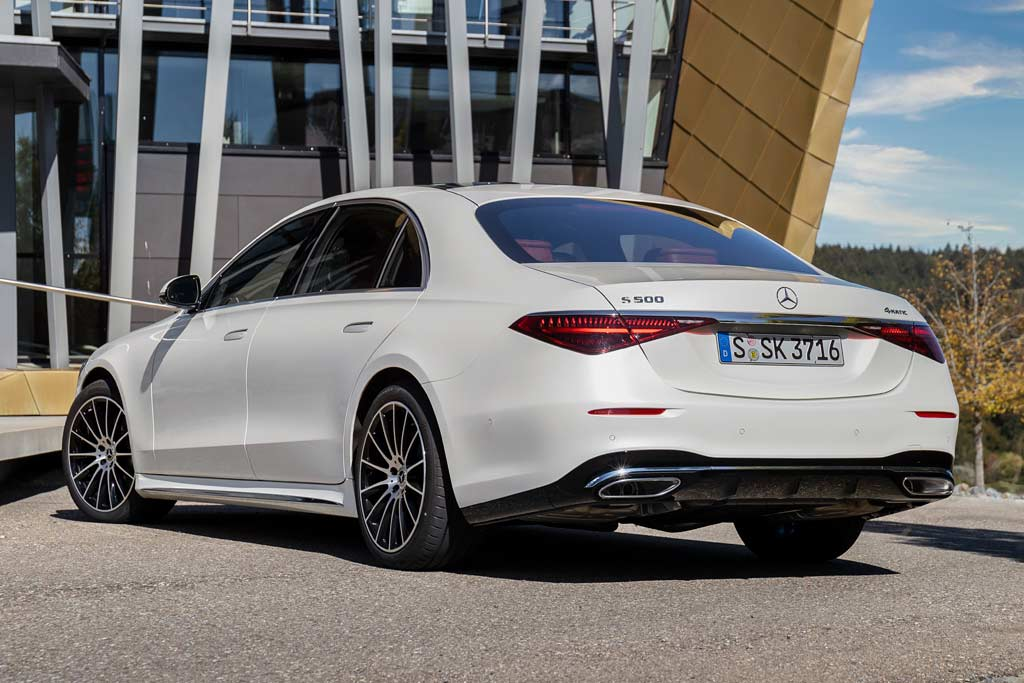 Mercedes S-Class W223