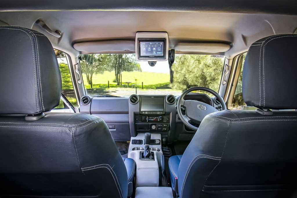 Автодом на базе Land Cruiser 70: такой внедорожник до сих пор продается в Австралии