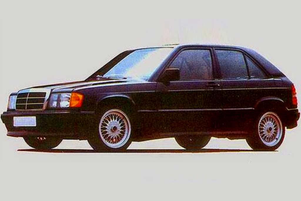 История появления необычного Mercedes 190E City: не слишком удачный проект